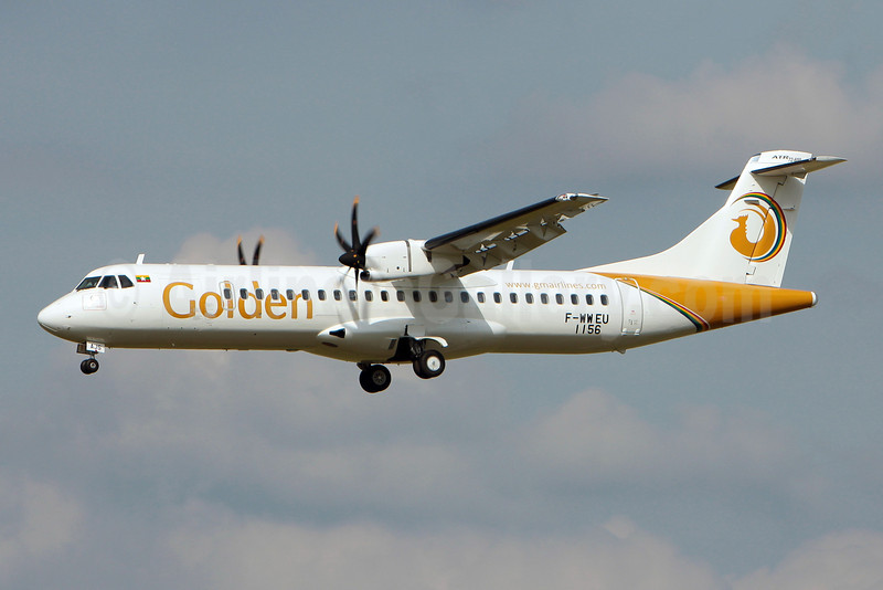 Golden Myanmar Airlines Flight Simulator 2020