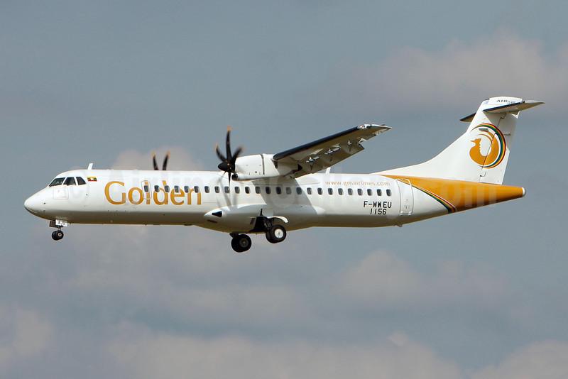 Golden Myanmar Airlines Image Microsoft Flight Simulator